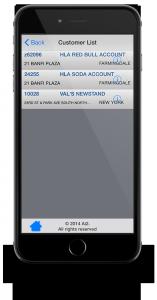 iphone ordering app