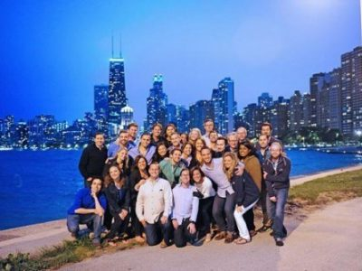 our team Chicago tech scene