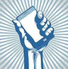 smartphone sales rep app