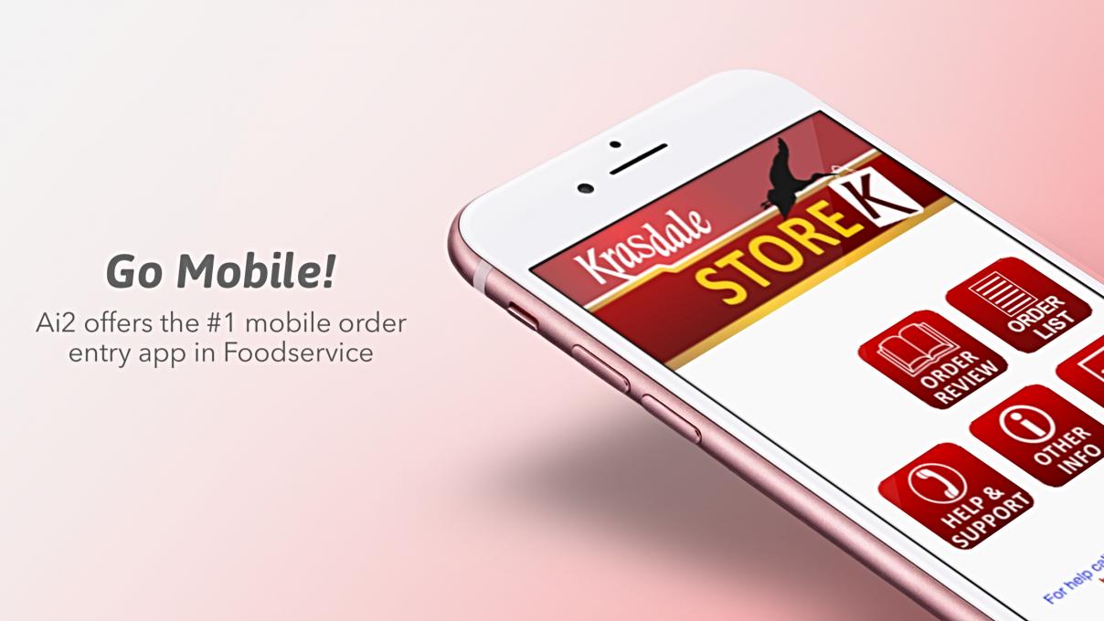 smartphone sales order management app
